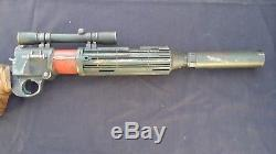 Star Wars Mandalorian Boba Fett Style Rifle Blaster Custom
