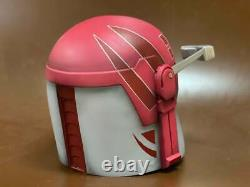 Star Wars Mandalorian Helmet Sabine Wren Custom Cosplay Airsoft Handmade Gift