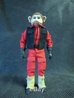 Star Wars Nien Nunb 1/6 Custom Figure sideshow hot toys 12 inch ROTJ sullustan