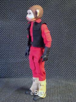 Star Wars Nien Nunb 16 Custom Figure Sideshow Hot Toys 12 Inch Rotj