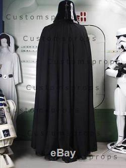 Star Wars Prop Darth Vader Cape & Robe Premium (Wool) Custom Size