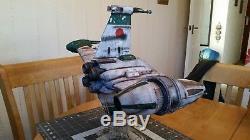 Star Wars Rebel B-Wing Fighter Custom paint job