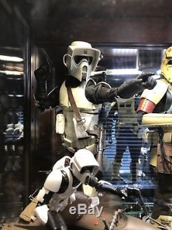Star Wars Sideshow 1/6 Scale Scout Trooper Custom Sniper Rifle Hot Toys
