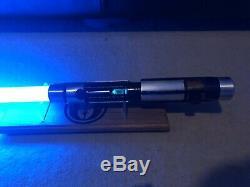 Star Wars Starkiller Lightsaber JQ Sabers Custom 7 Chambers Proffieboard Pixel