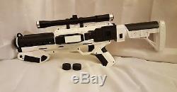 Star Wars Stormtrooper F-11d Force Awakens Blaster First Order Custom Paint E-11
