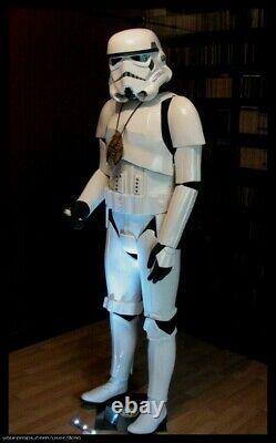 Star Wars Stormtrooper Movie Accurate Costume 501st
