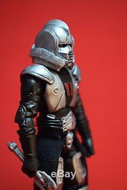 Star Wars TULAK HORD custom action figure 3.75 KOTOR Sith Lord