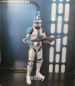 Star Wars The Black Series 6 Inch 501st Battlefront 2 Clone Specialist Custom