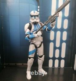 Star Wars The Black Series 6 Inch 501st Legion Clone Trooper Kix Custom