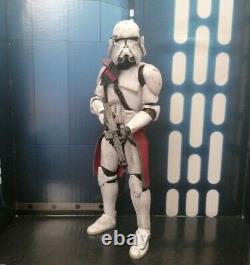 Star Wars The Black Series 6 Inch Clone Trooper Commander Bacara Custom