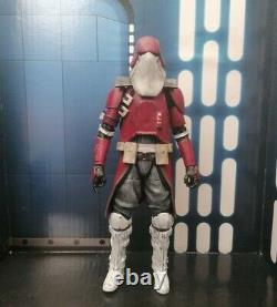 Star Wars The Black Series 6 Inch Clone Trooper Galactic Marine #2 Custom