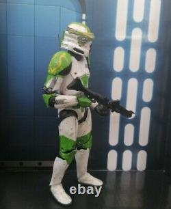 Star Wars The Black Series 6 Inch Horn Company Clone Commander locke Custom