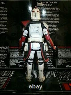 Star Wars The Black Series Custom 6 Inch Captain Ford Arc-77 phase 1