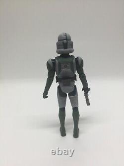 Star Wars The Clone Wars Custom Doom Trooper Figure (Battle Of Ringo Vinda)