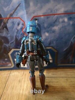 Star Wars The Mandalorian Custom BO KATAN 3.75 Figure