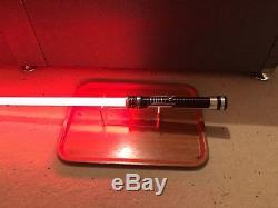 Star Wars Ultrasaber Custom Consular Lightsaber-Nano Biscotte V4 Tri Cree RRY