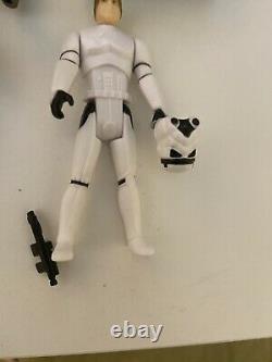 Star Wars Vintage Custom Stan Solo Creations Bundle Job Lot