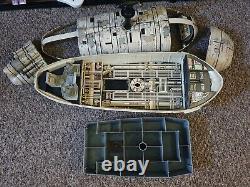 Star Wars Vintage Kenner REBEL TRANSPORT CUSTOM WEATHERED for 3.75 Figures 1982