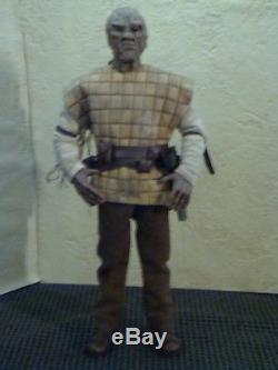 Star Wars Weequay Skiff Master 1/6 Custom Figure sideshow hot toys 12 ROTJ Jabba
