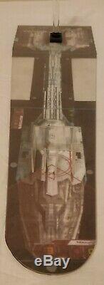 Star Wars X-Wing Miniatures Custom Built Nebulon B Frigate