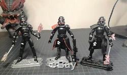 Star Wars custom 3.75 Jedi purge clone troopers fallen order