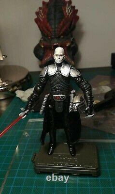 Star Wars custom 3.75 Lord Starkiller Hoth The Force Unleashed sith edition