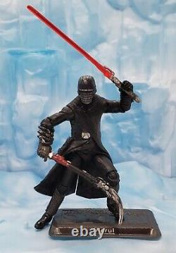 Star Wars custom 3.75 figures 6 KNIGHTS OF REN from The Rise Of Skywalker