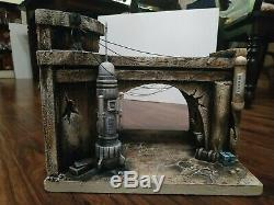 Star Wars custom diorama