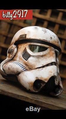 Star Wars Black Series Stormtrooper Helmets Custom Painted