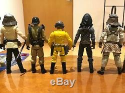 Star wars custom yotts, gailid, mercenary pilot, vedain, Velken skiff guards 3.75
