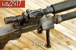 Star wars dlt-19 Boba Fett Sniper Blaster custom paint Prop