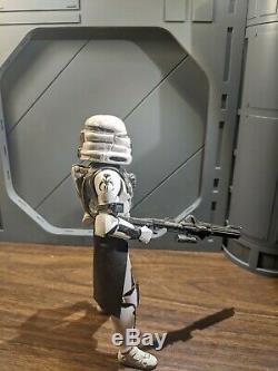Star wars sh figuarts 6 custom clone airborne trooper