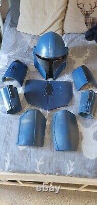 The mandalorian style foam armour complete costume cosplay star wars custom