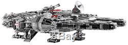 UCS Custom Star Wars UCS Millennium Falcon 10179 Clone Compatible LEGO US SELLER