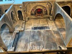 Ultimate Jabbas Palace Custom Diorama Star Wars 6 1/12 Action Figures