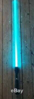 Ultrasabers Consular Custom Lightsaber Obsidian Lite Sound Star Wars