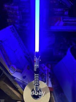Ultrasabers The Guardian Custom Lightsaber Hilt Star Wars Lights Sound With Blade