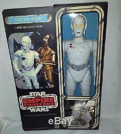 Vintage Custom Kenner Star Wars Esb Tactical Droid 12 Figure Denys Fisher