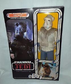 Vintage Custom Unproduced Kenner Star Wars Yak Face 12 Figure Denys Fisher