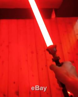 Vader's Vault Hero Luke Sith Custom Lightsaber Lichtschwert (Star Wars)
