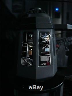 Vintage 1978 Kenner Star Wars Custom Death Star Space Station Playset withLights