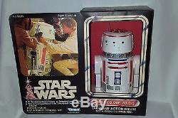 Vintage Custom Unproduced Kenner Star Wars R5-d4 Droid 12 Figure Palitoy