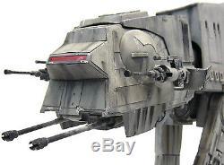 Vintage Kenner Star Wars Custom Detailed Weathered Imperial AT-AT Walker Works