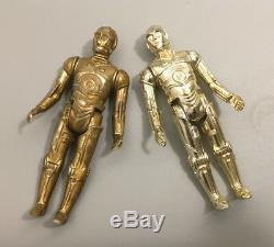 Vintage Star Wars C-3PO VERY ODD FIGURE BOOTLEG, PROTOTYPE, CUSTOM