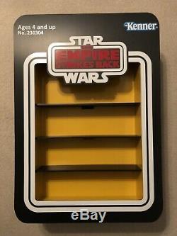 Vintage Star Wars Custom ESB Figure Display