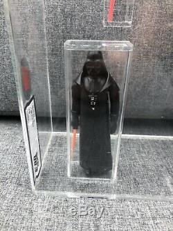 Vintage Star Wars Custom Graded 12 Darth Vader 85% + Standard Vader 85% Via UKG