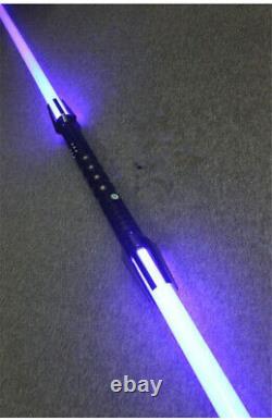 YDD Lightsaber Single Metal Handle Double-bladed Lightsaber Custom Made Sup Cool
