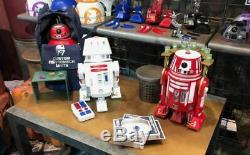 Your Customized Droid Star Wars Galaxy's Edge Disneyland R2D2 BB8 Accessories